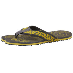 La Sportiva Swing Sandals Men yellow/grey